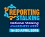 National Stalking Awareness Week 16-20 April 2018