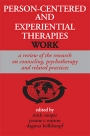 Person-Centered and Experiential Therapies Work: A review of the research on counseling…
