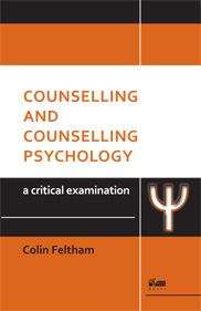 Counselling and Counselling Psychology