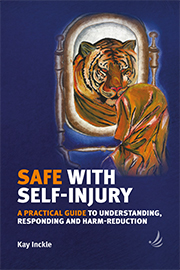 Safe with Self-Injury: A Public Lecture and Book Launch for National Self-Injury Awareness Day