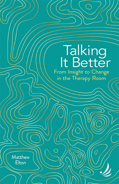 Talking it Better: From insight to change in the therapy room