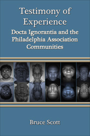 Testimony of Experience: Docta Ignorantia and the Philadelphia Association Communities