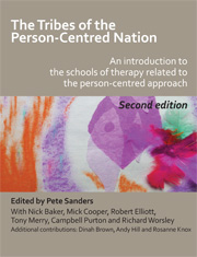 The Tribes of the Person-Centred Nation, 2nd Edition: an introduction to the schools of therapy related to the person-centred approach