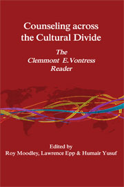 Counseling Across the Cultural Divide: A Clemmont E. Vontress Reader