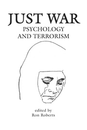 Just War: Psychology and Terrorism