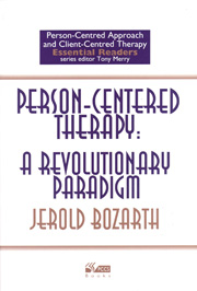 Research papers person centred counselling