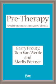 Pre-Therapy: Reaching contact-impaired clients